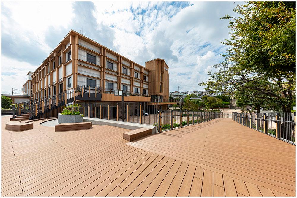 國學院大學たまプラーザキャンパス / 施工事例   ABC商会